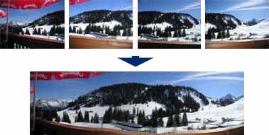 Panorama Fotos erstellen
